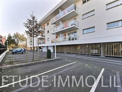 APPARTEMENT T4 A LOUER - RONCHIN - 85,2 m2 - 914,23 € charges comprises par mois