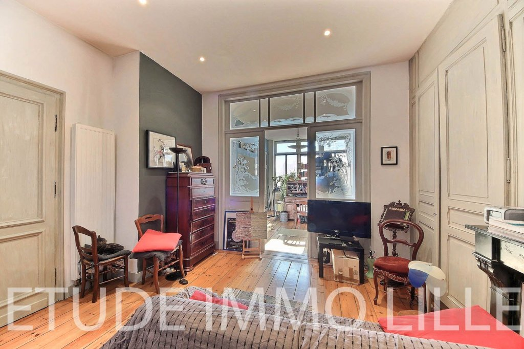 maison lomme lomme bourg 192 3 m2 vendu immobilier lomme agence immobilire etude. Black Bedroom Furniture Sets. Home Design Ideas
