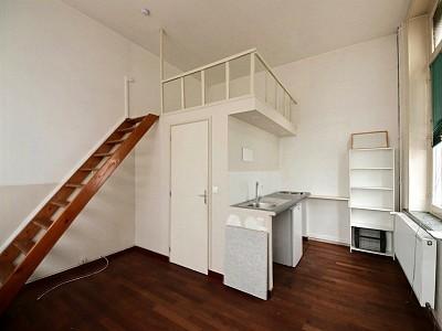 STUDIO - LILLE WAZEMMES - 17 m2 - VENDU