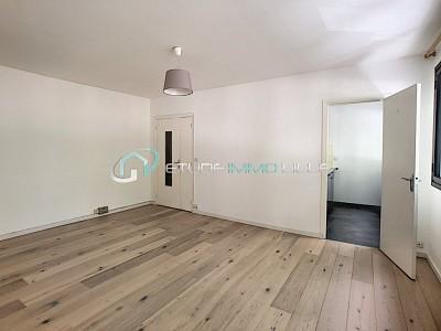 APPARTEMENT T2 A LOUER - LILLE GARE - 44,65 m2 - 786,95 € charges comprises par mois