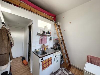 STUDIO - LILLE REPUBLIQUE - 11,12 m2 - VENDU