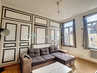 APPARTEMENT T2 A VENDRE - LILLE SOLFERINO LES HALLES - 40,4 m2 - 168000 €