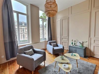 APPARTEMENT T3 A VENDRE - LILLE MONTEBELLO - 56,8 m2 - 209500 €