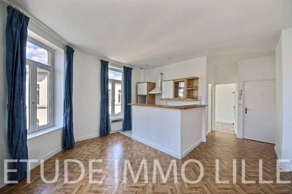 APPARTEMENT T2 - LILLE NATIONALE - 37,5 m2 - LOUÉ
