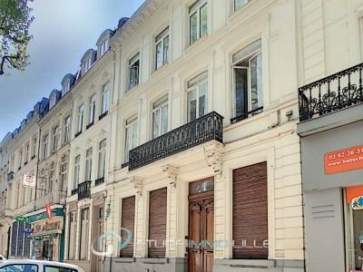 IMMEUBLE A VENDRE - LILLE REPUBLIQUE - 210 m2 - 787500 €