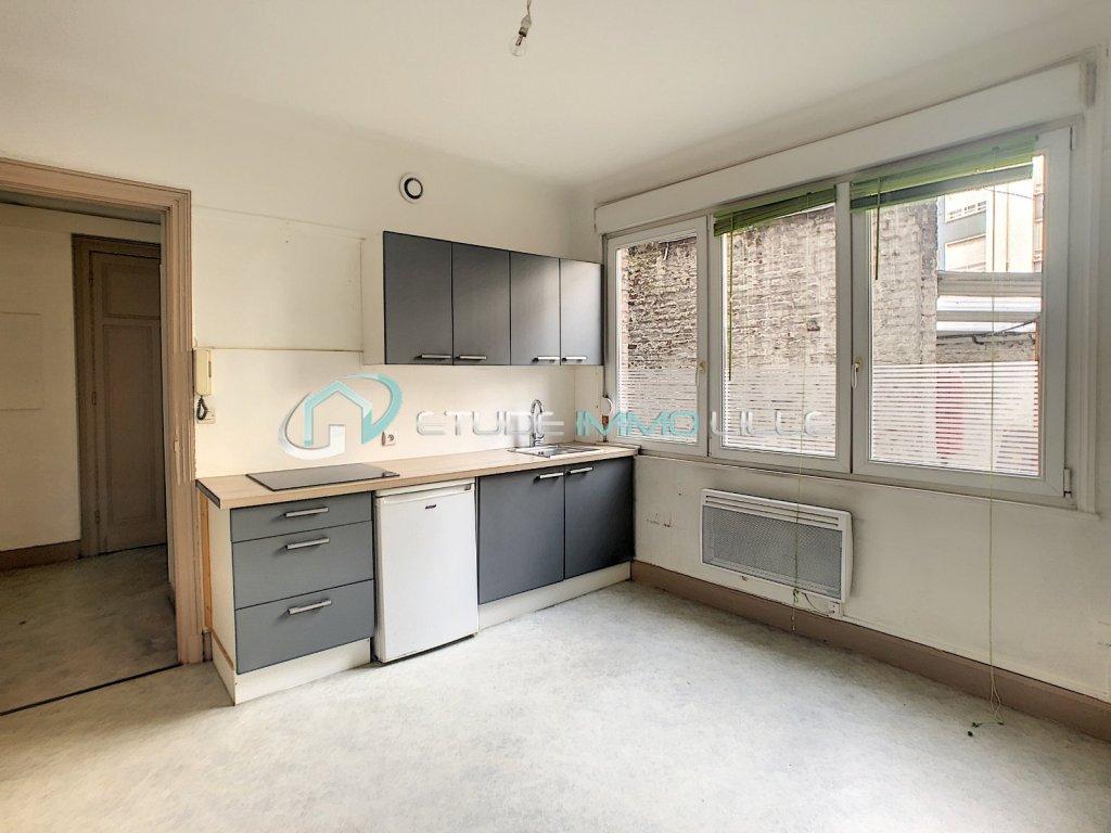 STUDIO A VENDRE - LILLE SEBASTOPOL - 21,22 m2 - 130000 €