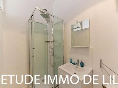 APPARTEMENT T1 A LOUER - LILLE VAUBAN - 28,7 m2 - 595 € charges comprises par mois