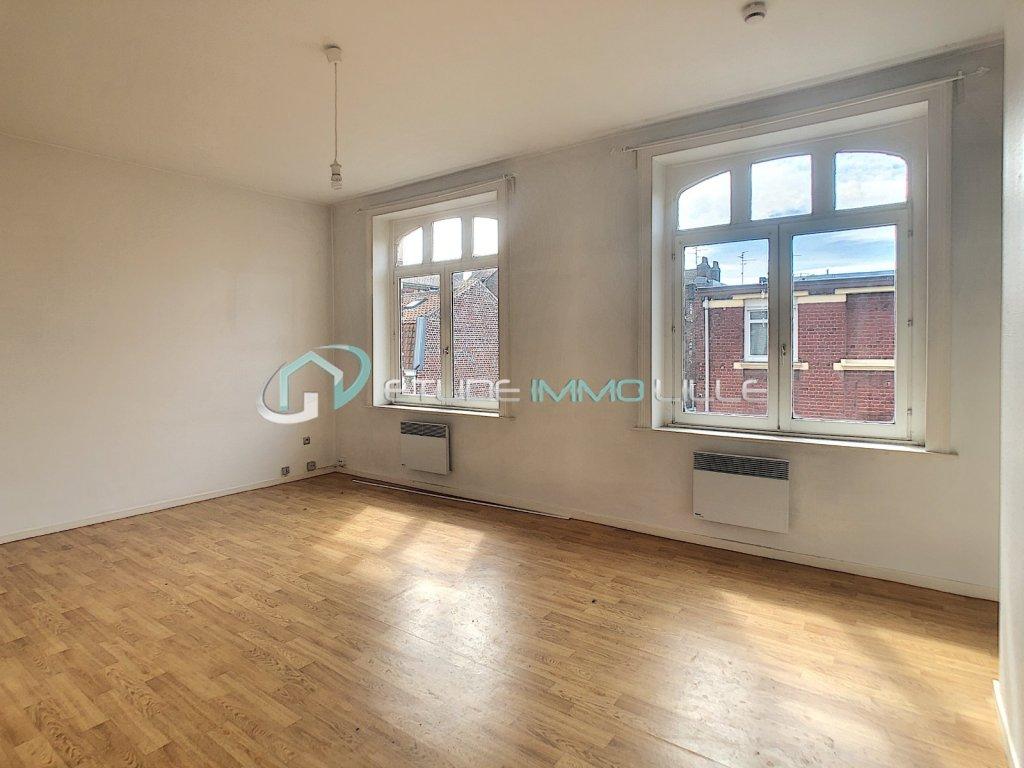 APPARTEMENT T2 - LILLE CORMONTAIGNE - 30,67 m2 - VENDU