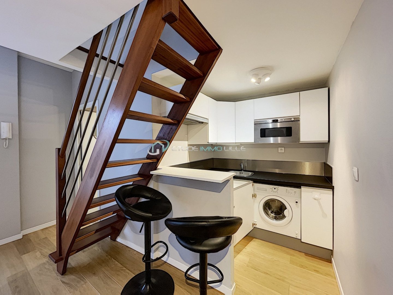 APPARTEMENT T2 A VENDRE - LILLE CORMONTAIGNE - 22,58 m2 - 179000 €