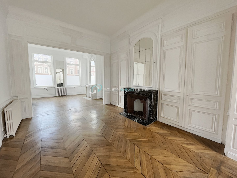 APPARTEMENT T3 A VENDRE - LILLE VAUBAN - 90 m2 - 468000 €